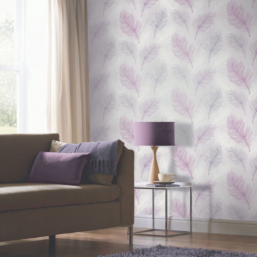 arthouse 669803 feather wallpapers for sale ramsdens