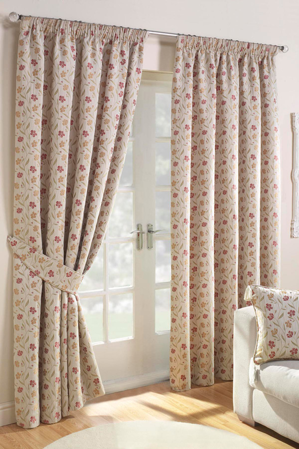 Mia Ready Made Curtain Curtains Blinds Clearance For