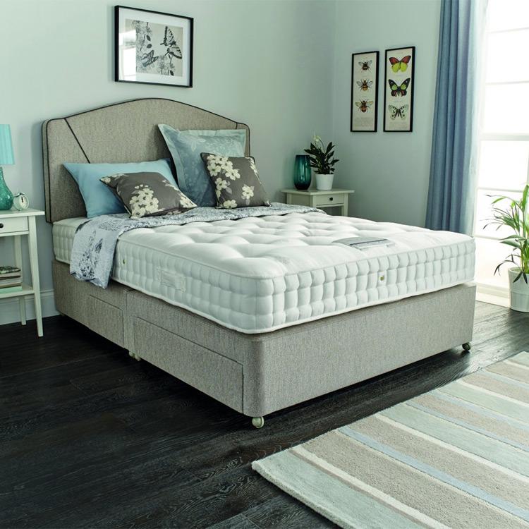 harrison trebah divan beds for sale ramsdens home interiors. Black Bedroom Furniture Sets. Home Design Ideas