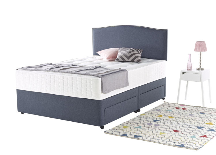 Myers my deluxe ortho divan beds for sale ramsdens home for Myers divan beds