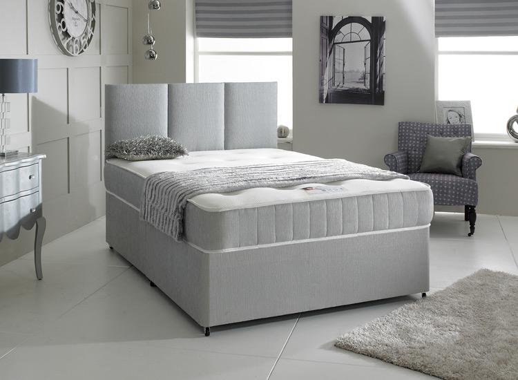 divine sleep all seasons memory bed divan beds for sale