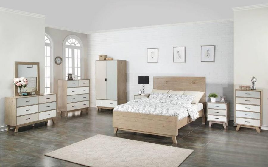 Classic Furniture Sorrento Bedroom Furniture For Sale