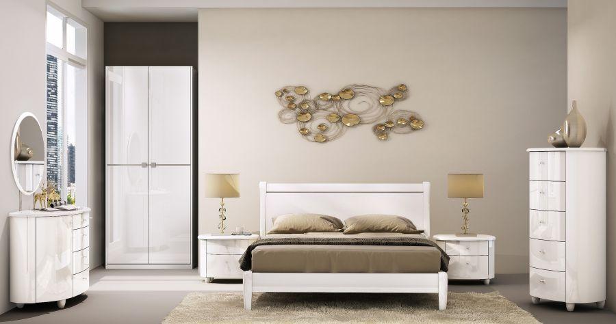 Birlea Aztec White Bedroom Furniture For Sale Ramsdens