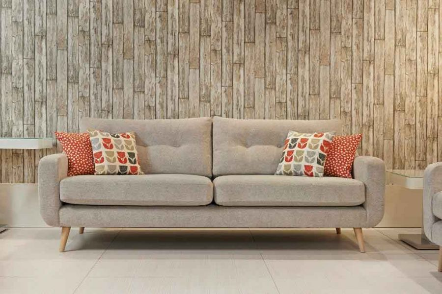 Whitemeadow Lisbon Fabric Sofas For Ramsdens Home Interiors