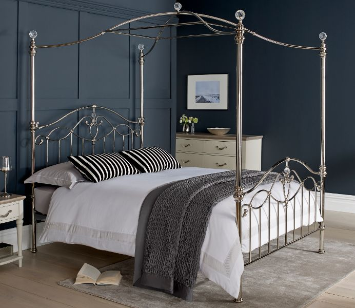 Bentley Designs Elena 4 Poster Bed Bedsteads For Sale