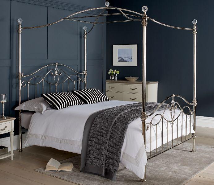Bentley Designs Elena 4 Poster Bed Bedsteads For Sale