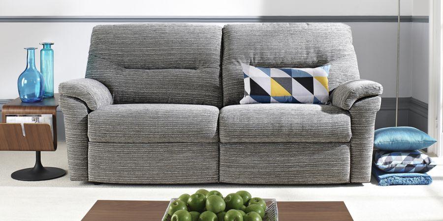 g plan washington fabric sofas for sale ramsdens home interiors. Black Bedroom Furniture Sets. Home Design Ideas