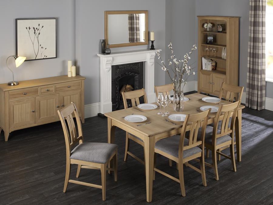 ramsdens home interiors. Stag New England Dining Sets For Sale  Ramsdens Home Interiors