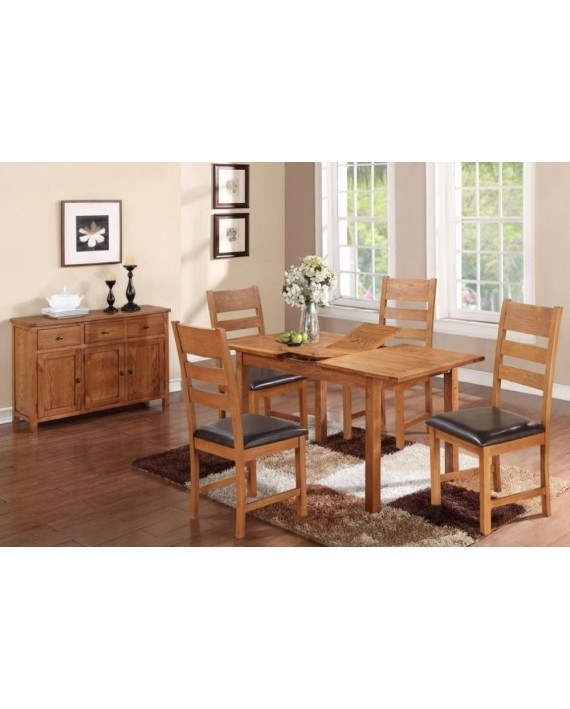 Annaghmore Shire Country Oak Dining Sets For Sale