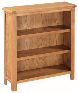 Shire Small Bookcase Country Oak Bookcases For Sale