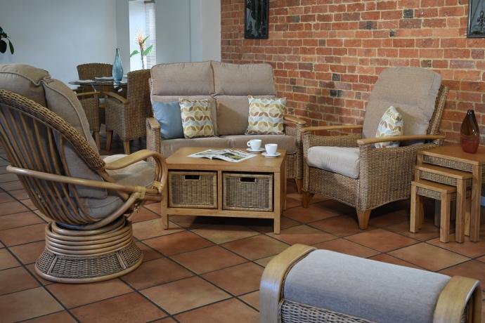 Daro Cane Farringdon Conservatory Furniture For Sale