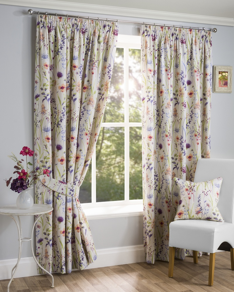 Hampshire Multi Ready Made Curtain Ready Made Curtains For