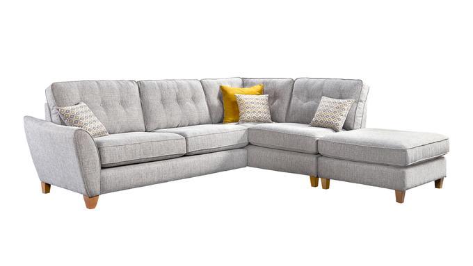 Lebus Ashley Corner Sofa Sofas for sale - Ramsdens Home ...
