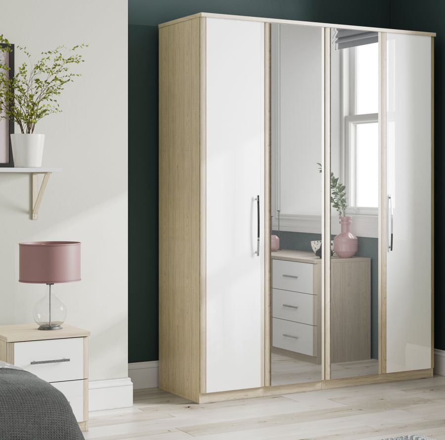 Kingstown Azure Bedroom Furniture For Sale Ramsdens Home