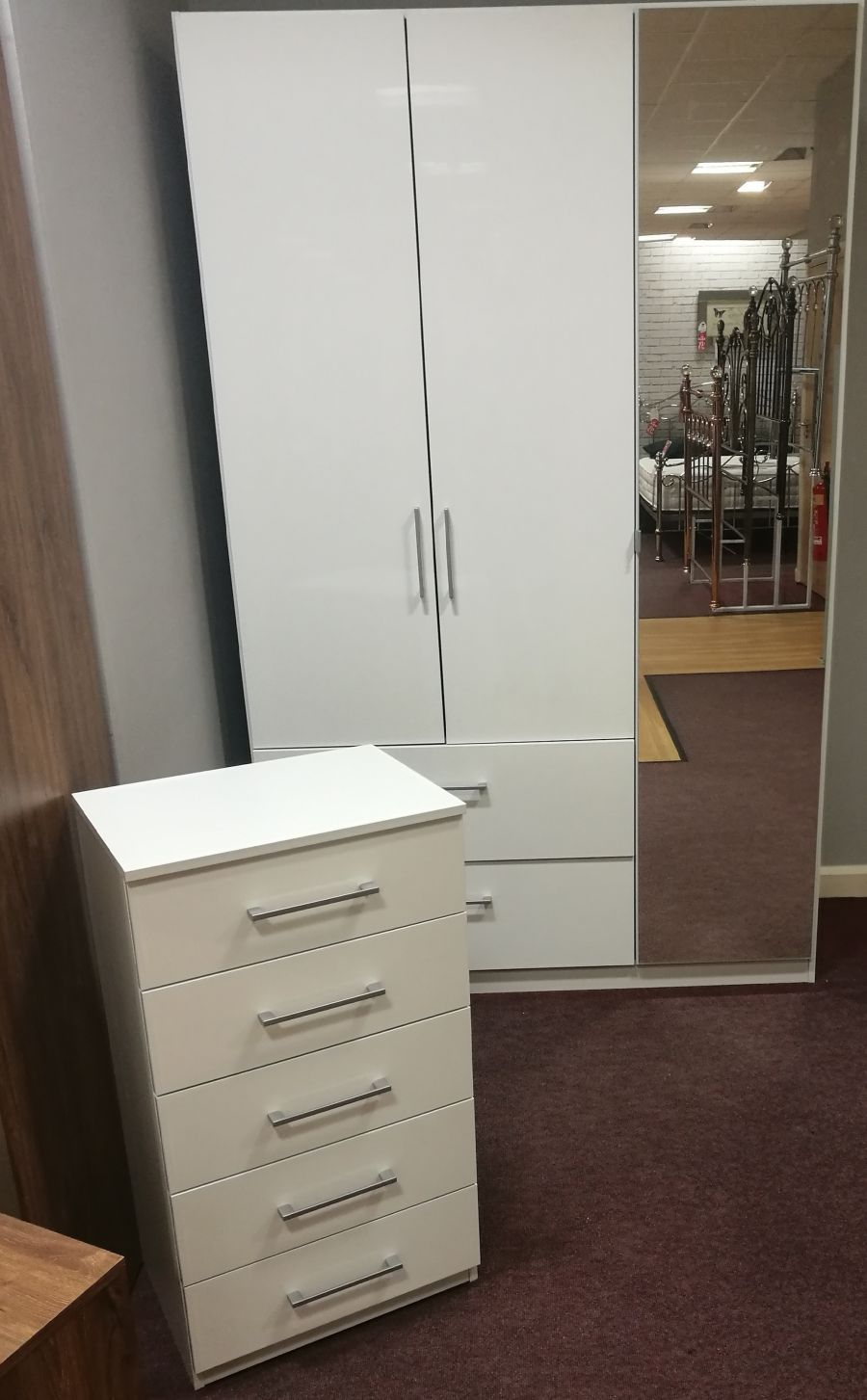 Rauch Morella Bedroom Furniture For Sale Ramsdens Home