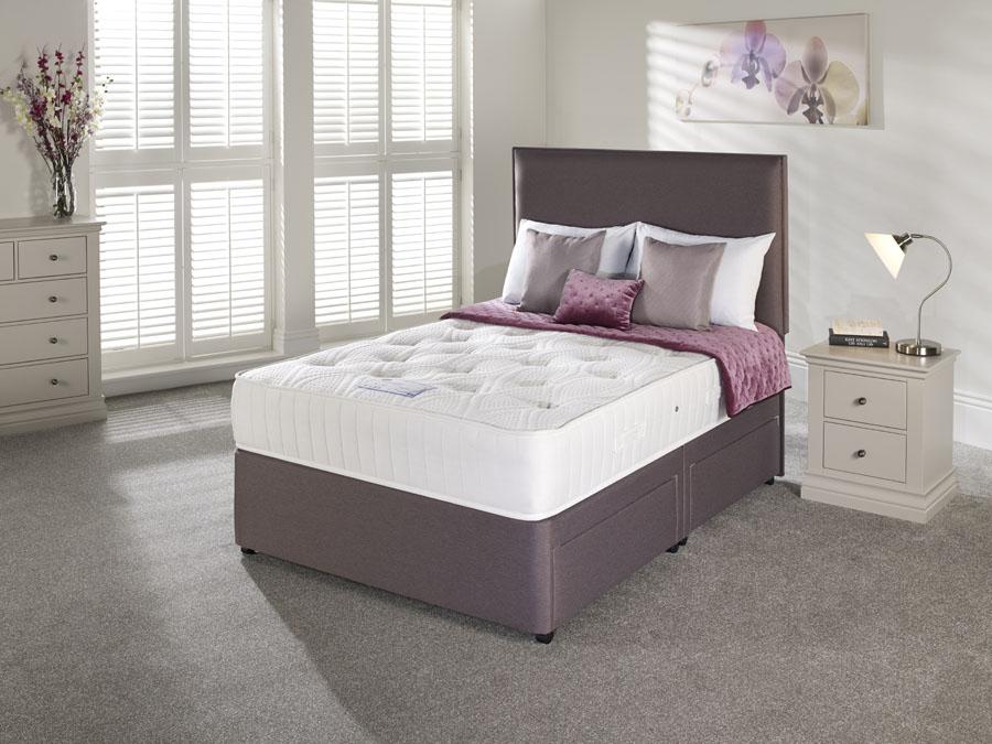 Sweet Dreams Ais Oxford Pocket Divan Beds For Sale