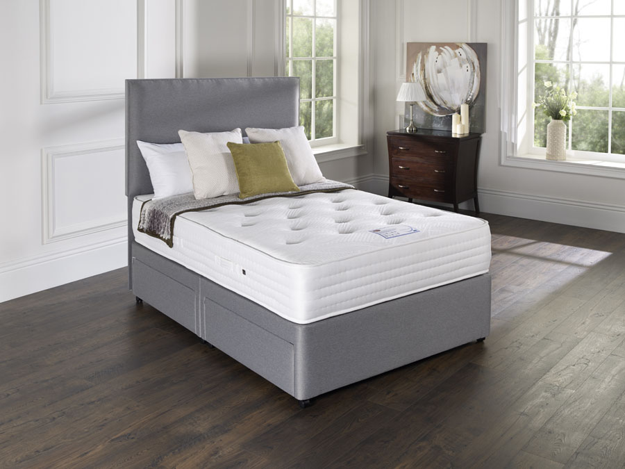 Sweet Dreams Ais Wotten 2000 Ortho Deluxe Divan Beds For