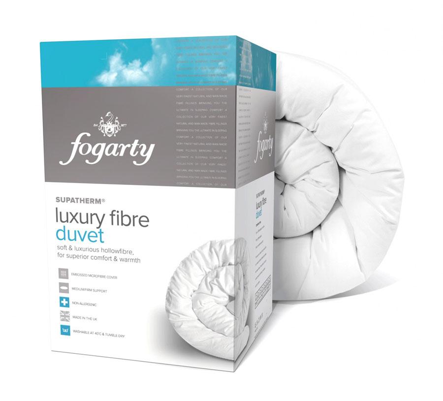 Fogarty Supatherm Luxury Fibre Duvet Pillows Amp Quilts For