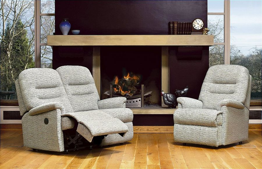 Sherborne Keswick Recliner Chair & Sherborne Keswick Recliner Chair Fabric Recliners for sale ... islam-shia.org