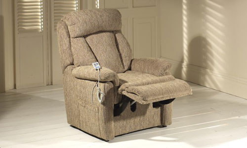 la z boy georgia recliner chair fabric recliners for sale