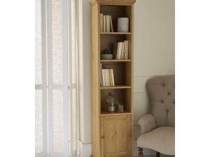 ramsdens home interiors. Bentley Designs Narrow Bookcase Oak Dining  Living BookCases Ramsdens Home Interiors