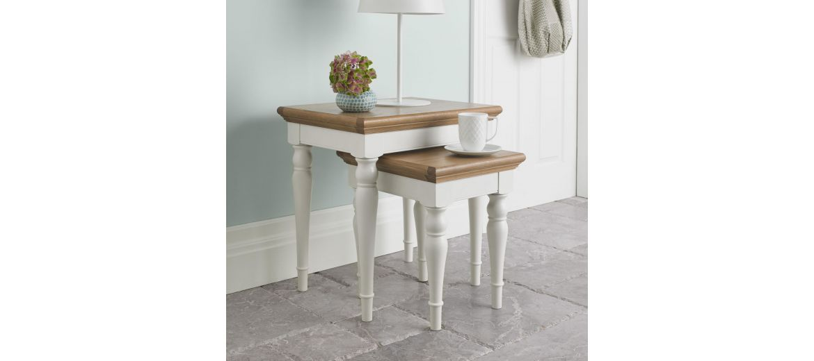 Dining Living Nest of Tables Ramsdens Home Interiors